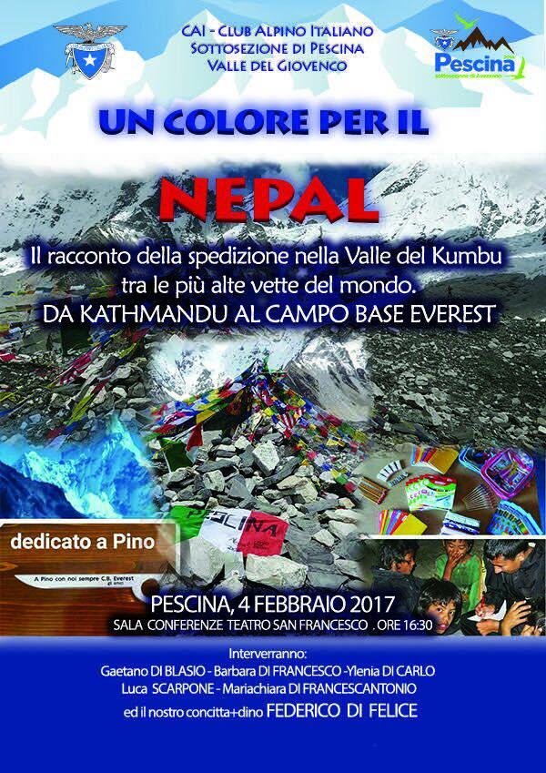 pescina 4 febbraio nepal